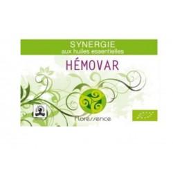 Synergie huiles essentielles Hemovar Varices et Hémorroïdes 100% pure, naturelle et bio