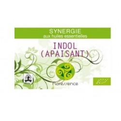 Synergie huiles essentielles Indol anti-douleur général 100% pure, naturelle  et bio