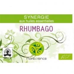 Synergie huiles essentielles rhumbago arthrose & rhumatisme 100% pure, naturelle et bio
