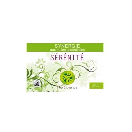 Synergie huiles essentielles sérénité soulage les angoisses