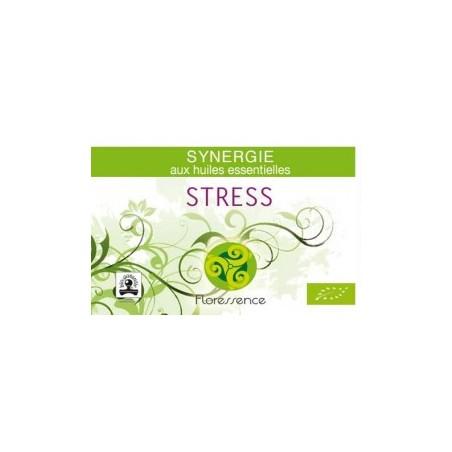 Synergie huiles essentielles apporte la Détente et aide à déstresser