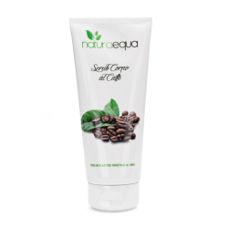 Gommage corps au café et ingrédients naturels bio 200 ml
