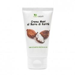Crème pour les mains au beurre de karité et ingrédients naturels bio 50 ml