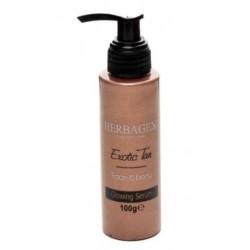 Herbagen sérum Exotic teint brillant visage corps à effet bronzant 100 gr