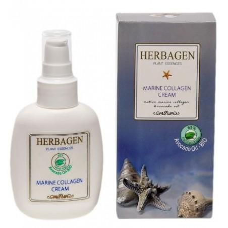 Crème collagène marin 95% naturelle