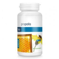 Propolis bio pour maux de gorge et voies respiratoires 60 capsules