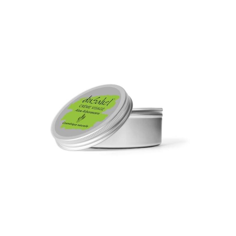 Crème naturelle pour le visage à l'Aloe Arborescens