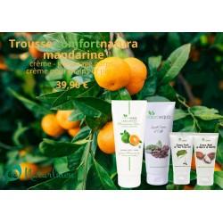 Coffret cadeau Comfortnatura mandarine