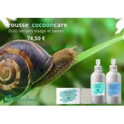Coffret cadeau Cocooncare anti-âge et hydratation intense