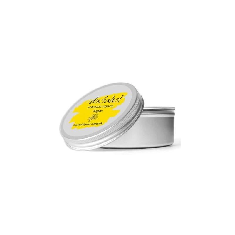 Masque et crème à l'huile d'argan