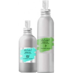 Dusahel duo anti-âge peau sensible, irritée : 1 sérum 100 % bave d'escargot pur bio + 1 sérum Aloe Arborescens 100% pur bio