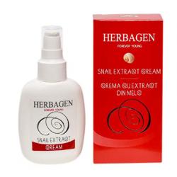 Crème régénérante pour peau normale/mixte à base de bave d'escargot