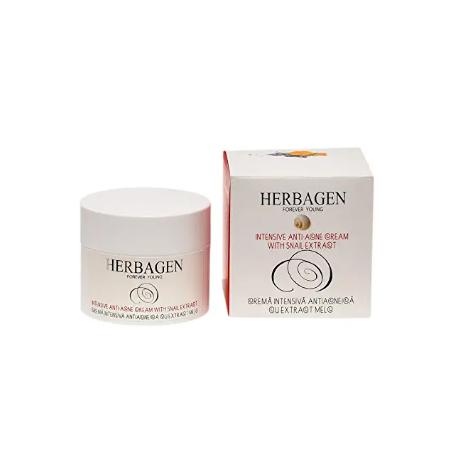 Crème anti-acné intensive à la bave d'escargot 99% naturelle